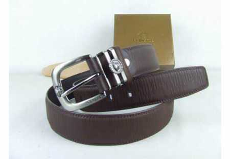 ceinture versace constance ceinture cuir homme en solde. Black Bedroom Furniture Sets. Home Design Ideas