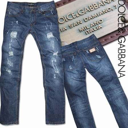 dolce gabbana 640 jeans jean pas cher taille basse jean. Black Bedroom Furniture Sets. Home Design Ideas