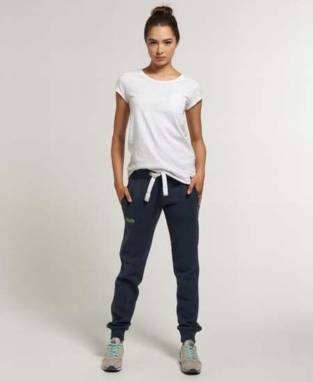jogging slim femme zara jogging slim down thighs jogging. Black Bedroom Furniture Sets. Home Design Ideas