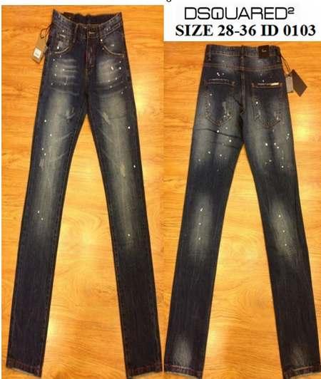 jeans pas cher femme